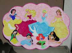 Principesse Disney Femmine