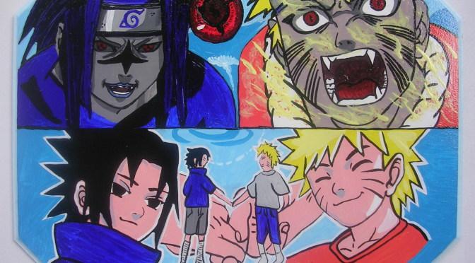 Tutti i quadri su Naruto