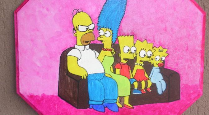 Tutti i quadri sui Simpson