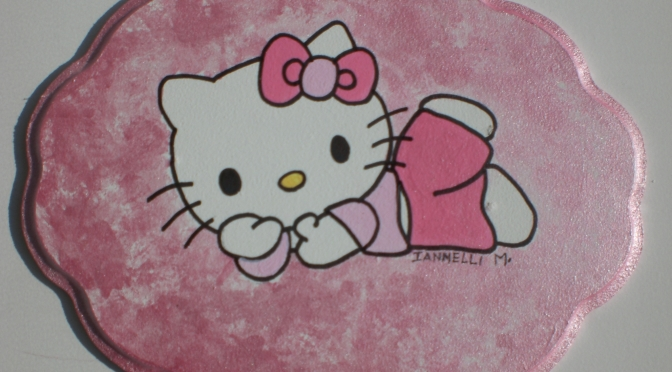 Tutti i quadri su Hello Kitty