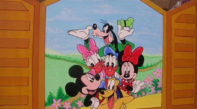 Tutti i miei quadri dei Classici Disney