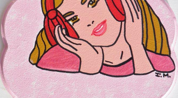 Tutti i miei quadri su Violetta
