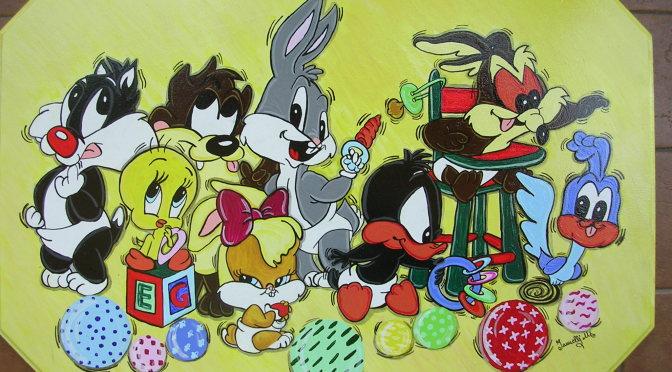 Tutti i miei quadri su Looney Tunes & Titti