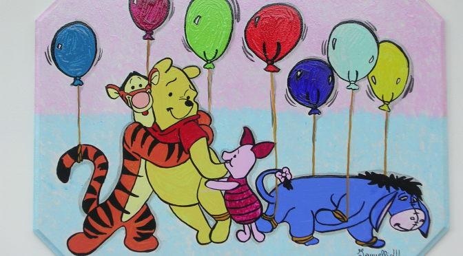 Tutti i miei quadri di Winnie the Pooh